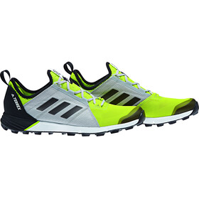 adidas TERREX Agravic Speed Shoes Men semi solar yellow/core black/grey two